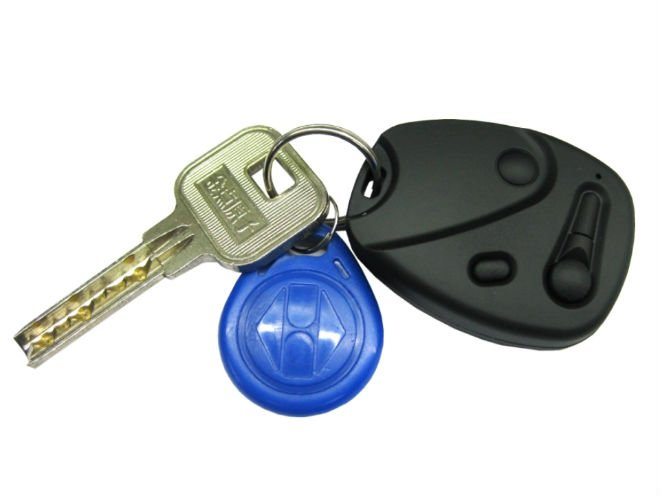 Spy Hd Keychain Video Recorder In Sagar